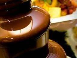 Кондитерский шоколад в каллетах, Бельгия