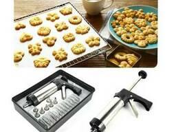 Кондитерский шприц для выпечки Cookie Set and Icing Set