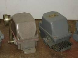 Конечные выключатели КУ 701, КУ 704