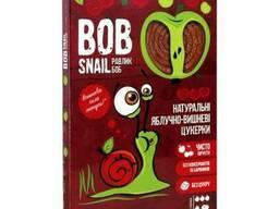 Конфеты Яблоко-вишня 60 гр Bob Snail