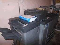 Konica Minolta bizhub 950 PRO в робочому стані