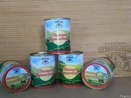 Консерва - Тушенка мясная (Свинина, Говядина, Курица, Каши)