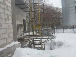 Подъемник строительный электрический