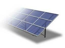 Металл и конструкции солнечных панелей