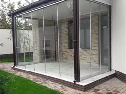 Конструкции из закалённого стекла Alting Glass