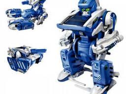 Конструктор з сонячними батареями 3 в 1 SOLAR ROBOT (Робот,