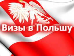 Консультации по визам в Польшу