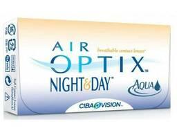 """Контактные линзы """"air optix night&day"""" с доставкой на до"""