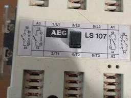 Контактор AEG LS-107 ,180А