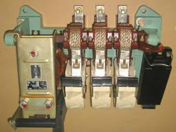 Контактор ES-100/3 100А 220В;