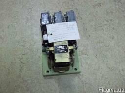 Контактор КМ-2441-10 25А -220В, КНТ-021-М 10А 380v