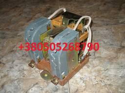 Контактор ТКПМ-121 для тепловоза ТГМ4
