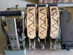 Контактора ES100/3;160/3;250/3;400/3;630/3;K-ID;DIL;VMN161/2