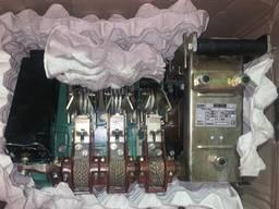 Контакторы ES-100, ES-160, ES-250, ES-400, ES-630.