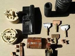 Пружины на электровоз АМ8Д - 002
