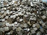 Контакты серебряные, лом столового серебра, ювелирный лом