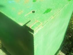 Контейнер бак для збору сміття відходів