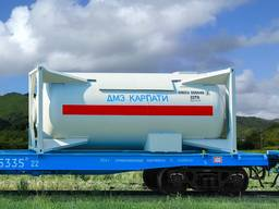 TANK Container model KTS-24,5