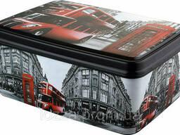 Контейнер для хранения Elif Лондон 3, 5 л 504-9 #PO #O/Z