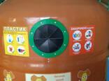 Контейнер для сбора пластика (Ручная выгрузка) - фото 5