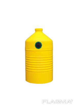 Контейнер для сбора пластика (Ручная выгрузка)