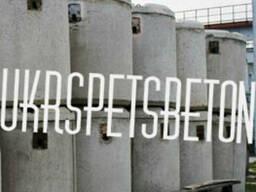 Контейнер КТЗО-1.3 железобетонный, ТУУ 01334773.001-2001