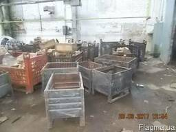 Контейнер металевий складський