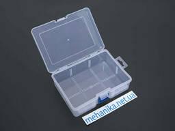 Контейнер, прозрачный, для хранения мелких деталей