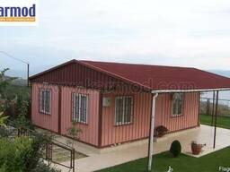 Контейнерные дома Кармод