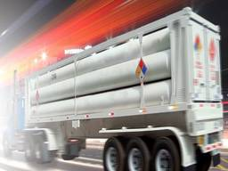 Контейнеры для хранения и транспортировки СПГ