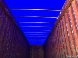 Контейнеры морские для негабаритных грузов Флет, Flat-rack - фото 4
