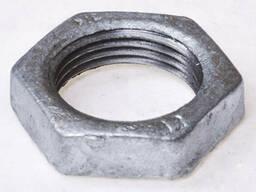Контргайка стальная ( оцинкованая)