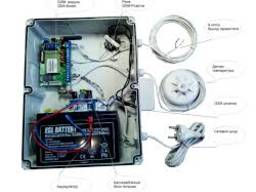 Контроль температуры с мобильного телефона - фото 1