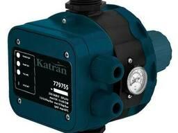 "Контроллер давления электронный 1.1кВт Ø1"" + рег давл вкл 1.5-3.0 bar Wetron (779755)"