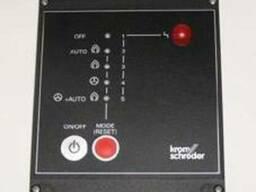 Контроллер горелки BCU Gas для газа серии GP 50260101