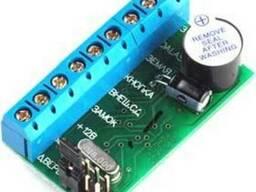 Контроллер Z-5R автономный для системы контроля доступа
