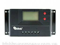 Контроллер заряда Altek CM20D+USB 12 / 24 Вольт