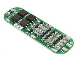 Контроллер заряда для литиевой батареи 18650, рабочий ток 20A