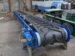 Шевронна конвеєрна стрічка 500 ЕР400/3 3,5/1,5 А44
