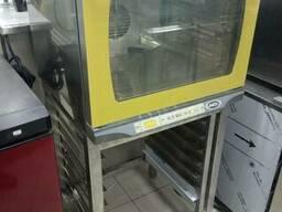 Конвекционная печь c паром Unox XF 135 Arianna б/у