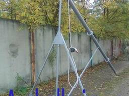 Конвейер (шнековый) в трубе 130 мм. 8 м. интаймом бесплатно