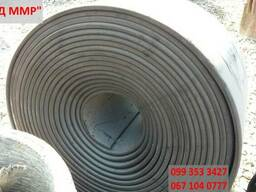 Конвейерные ленты транспортёрные, обрезки лент