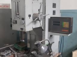 Координатно-расточной одностоечный станок особо высокой точности 2431СФ10
