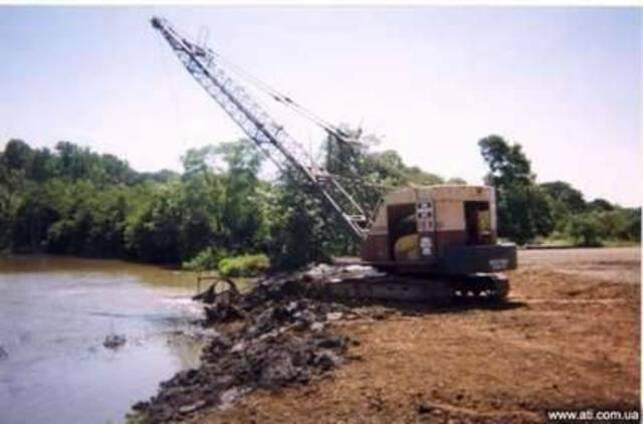 Копаем и благоустраиваем озера, чистим каналы, укрепляем отк