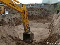 Копаем котлованы, траншеи. Любые земляные работы