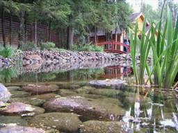 Копаем озера, водоемы и каналы