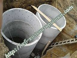 Копка колодцев, сливных ям(септики), канализации, бетонные ж/б кольца жби