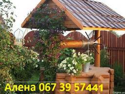 Копка колодцев в Винницкой области.