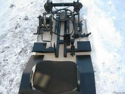 Копплект для переоборудования мотоблока 8 л с в мини трактор