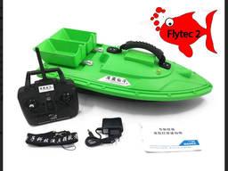 Кораблик для прикормки Flytec 2